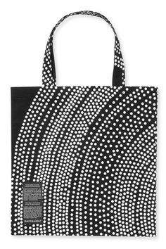 To know more about marimekko Fokus silver medal bag, visit Sumally, a social network that gathers together all the wanted things in the world! Featuring over other marimekko items too! Textile Patterns, Textile Design, Unique Bags, Marimekko, Green Bag, Cotton Bag, Leather Accessories, Couture, Purses And Bags