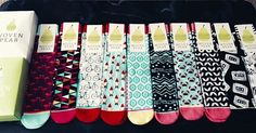 Woven Pear sock obsession. #itsreal #wovenpear