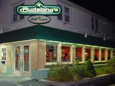 Budabing's 50s Cafe, Millis MA