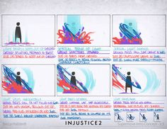21 Best Injustice 2 - Characters Concept Art Design images in 2017