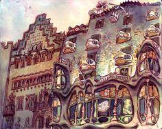 La Barcelona de Sagar   Barcelona Llibres