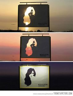 funny-Koleston-ad-creative-hair-sky.jpg 540×711 pixels