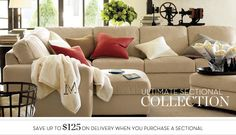 tan sectional