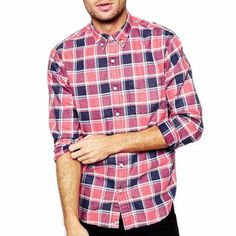 Get Tri Color Men's Flannel Shirts with wholesale flannel shirt manufacturer, Alanic Global.