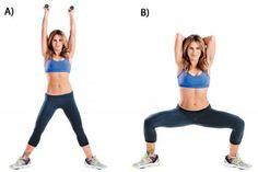 Bild 2 | Jillian Michaels Workout: Teil 1 | Workout, Fitness | Shape.de