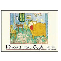 Postcard Book Vincent van Gogh - Detroit Institute of Arts Museum Shop