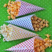 Adorable party cones @shopsweetlulu