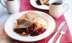 Crêpes (süss oder salzig) - Omeletten, Crêpes und Pfannkuchen kommen bei Kindern immer super an!