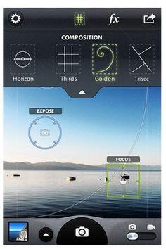Una app de cámara fotográfica para iPhone con muy buena pinta