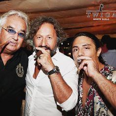 #FlavioBriatore Flavio Briatore: #twiga #monaco #super serata per i miei amici turchi