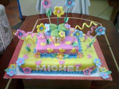 Michell again