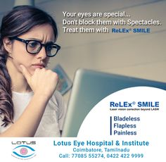 Pin By Lotus Eye Hospital Amp Institute On Relex Smile