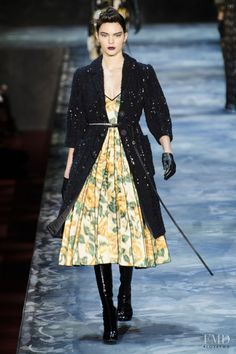 Photo feat. Kendall Jenner - Marc Jacobs - Autumn/Winter 2015 Ready-to-Wear - new york - Fashion Show | Brands | The FMD #lovefmd