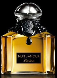 Nuit d'Amour Guerlain, my favorite guerlain fragrance