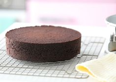 Vegan Chocolate Frosting, Chocolate Cake Mix Recipes, Salted Caramel Chocolate Cake, Chocolate Cake From Scratch, Gluten Free Chocolate Cake, Easy Chocolate Desserts, Chocolate Cake Mixes, German Chocolate, Healthy Chocolate