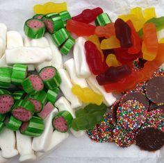 NASD - a mixed bag of lollies.