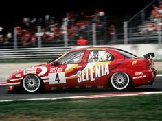 Alfa Romeo 156 D2 (SE071) '1998–2001