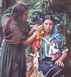 Hair Braiding Michoacan by Teyacapan,