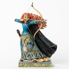 Jim Shore for Enesco Disney Traditions Princess Merida from BRAVE Figurine…