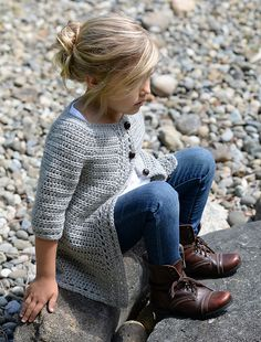 DIY Crochet Cardigan Sweater Coat Free Patterns11