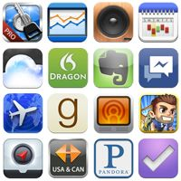 The Top 100 iPhone Apps (for when I finally join the 21st century and upgrade)