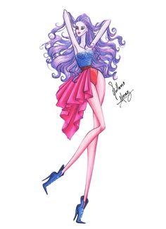 Madame+Mim+in+Haute+Couture+by+frozen-winter-prince.deviantart.com+on+@DeviantArt