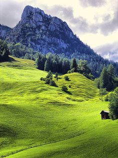"♪♫♫ ""The hills are alive with the Sound of Music"" ♪♫♪♫  - Loferer Alm, #Austria"
