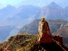 Top Wow Spots of Grand Canyon | These are the some of the world's most unforgettable views—from the Colorado River to the soaring Point Imperial overlook