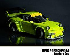 Lego Porsche