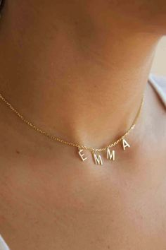 Gold Choker Necklace - dainty choker/ delicate choker/ thin choker/ dainty gold necklace/ layering choker/ trendy choker/ gifts for her - Fine Jewelry Ideas Name Choker, Gold Name Necklace, Diamond Cross Necklaces, Diamond Solitaire Necklace, Leaf Necklace, Dainty Necklace, Stone Necklace, Anniversary Jewelry, Everyday Necklace
