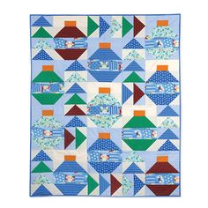 Sizzix.com - It's Christmas Everywhere Quilt