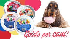 Gelato per cani? Ebbene sì! Ti aspettiamo con questa gustosa merenda studiata per il tuo cucciolo!