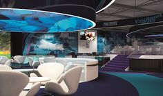 Hospitality at the Rugby World Cup 2015 - pavilion