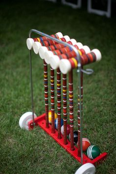 Croquet-used to love playing this