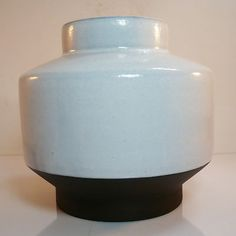 Studio Keramik Vase • Inge Böttger Keramik Wandsbek • H: 15 cm • Mint Con.