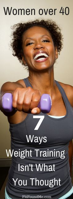 Discover how weight training helps weight loss and more. #weighttraining