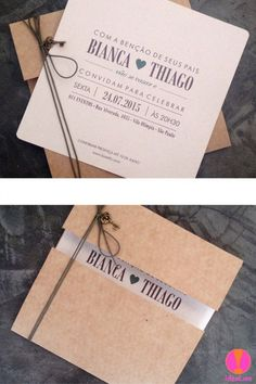 51 Super Ideas for wedding design invitation rustic Wedding Pins, Wedding Cards, Wedding Details, Diy Wedding, Wedding Day, Wedding Invitation Inspiration, Wedding Invitation Design, Wedding Stationary, Invitation Ideas