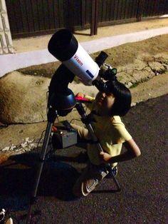 아이와 천체관측 나가는 것은 많은 준비가 필요하다. 밤이라는 시간적 제한과, 야외라는 변수, 생각보다 어려운 별보기..