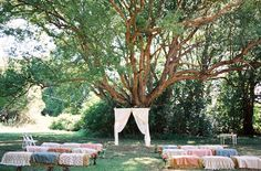 from a Byron Bay Wedding  I love the charming simplicity of this