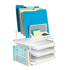 How to organize your desk - All in one desk organizer.