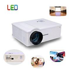 PH580 LCD 1280 x 800 LED Projector 3200LM HDMI USB TV AV VGA Inputs