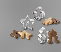 Cookie Cutters: For hanging on a mug! #Cookie_Cutters #Mug