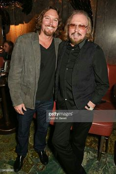Ashley and his Dad.....here they look like twins.