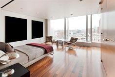 The Skyloft Penthouse in Tribeca, New York City