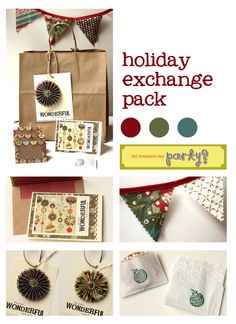 Ornament exchange products