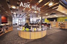 Ask Here by Madison Guy, via Flickr