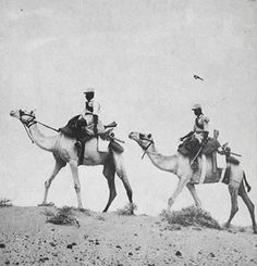 Policing the Kenya Northern Frontier - Camel Patrol (1957)