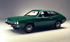 71' Ford Pinto...Makes A Great Race Car