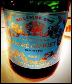El Alma del Vino.: Champagne André Clouet Brut Millésime 2008.