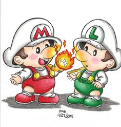 Baby Mario Characters